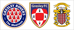 Gresley FC & Gresley Rovers badges