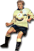 McGinlay in his Bolton heyday