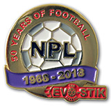 Northern Premier League 50 years anniversary 1968-2018 (limited stock